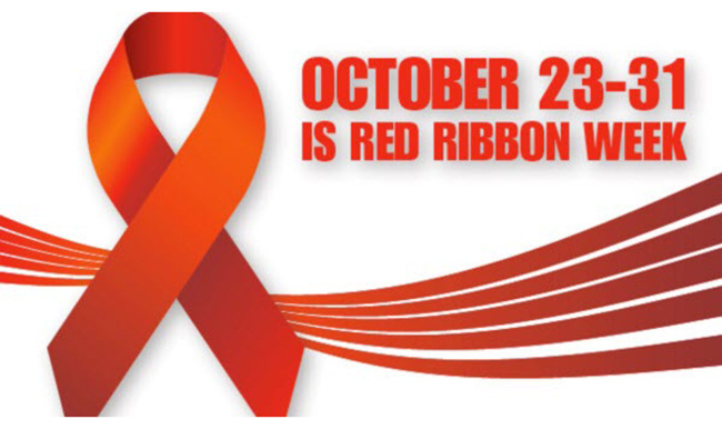 Red Ribbon Week-Semana del Listón Rojo