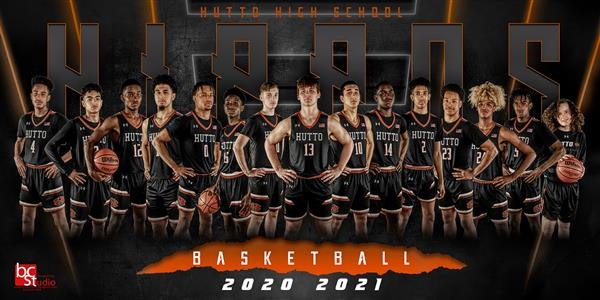 2020 Hutto Basketball Team
