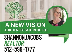 flyer  for Shannon Jacobs realtor