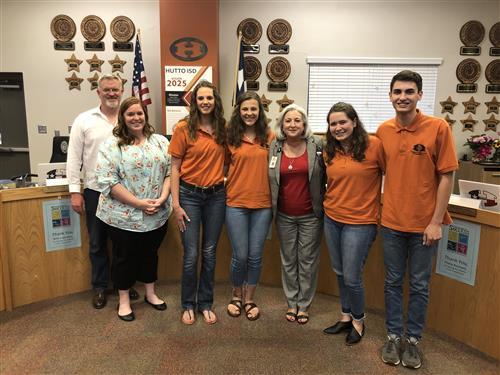 Superintendent Advisory Committee Seniors