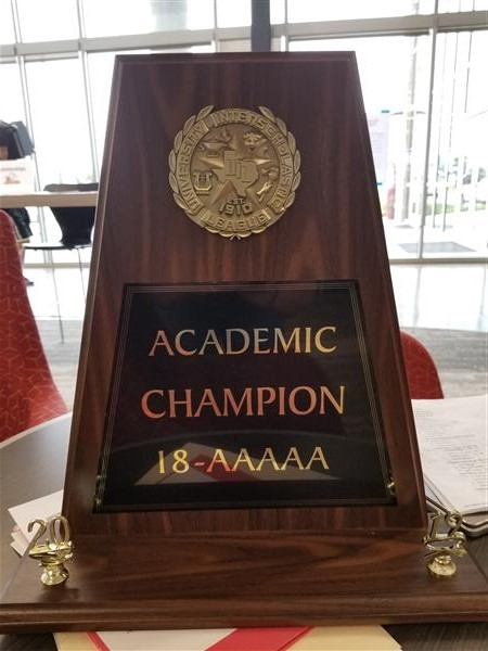 Academic District Champions