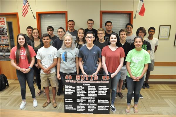 HHS Announces 48 AP Scholars
