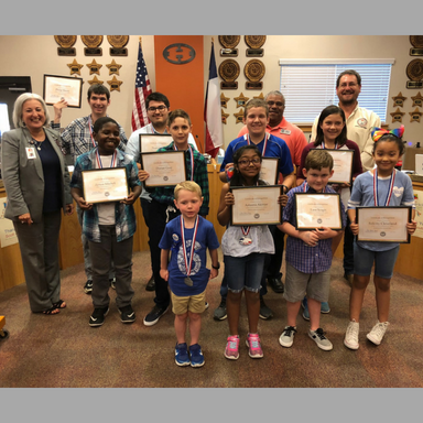 April Hippos of the Month and Other Honors Announced at May Board Meeting