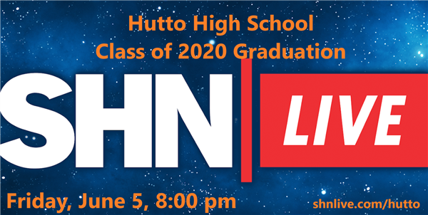 Hutto HS Graduation Live-Stream