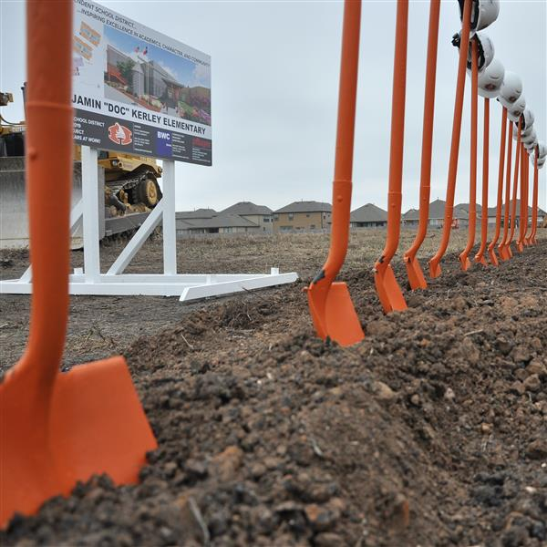 District Breaks Ground on Newest Elementary