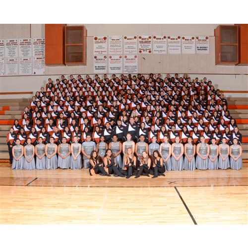 Hutto HS Band