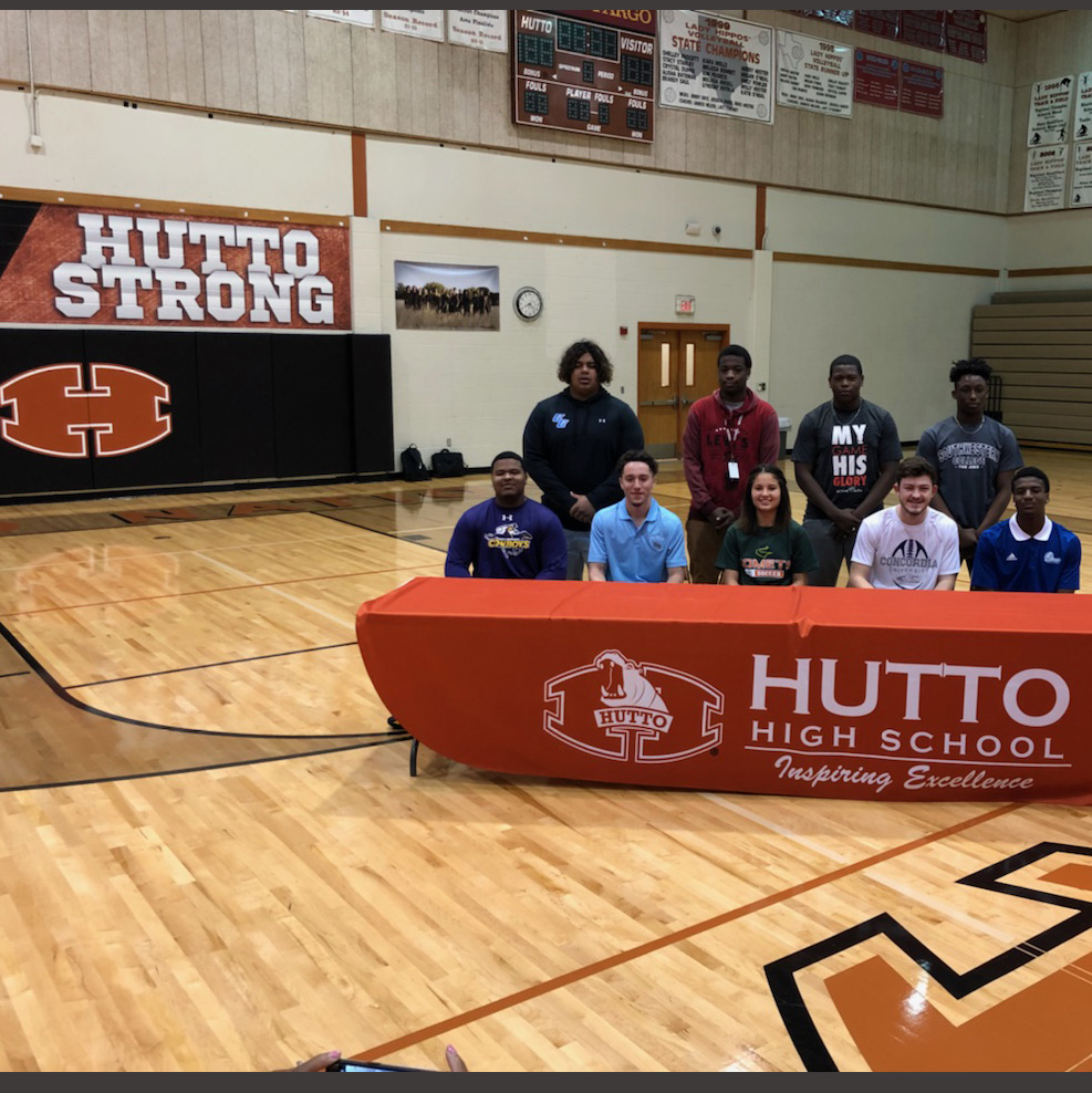 Hippo Nation Well Represented on National Signing Day