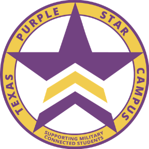 Nadine Johnson Elementary Receives Purple Star Campus Designation
