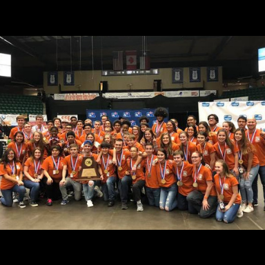 Robotics Repeats as UIL STATE CHAMPIONS!
