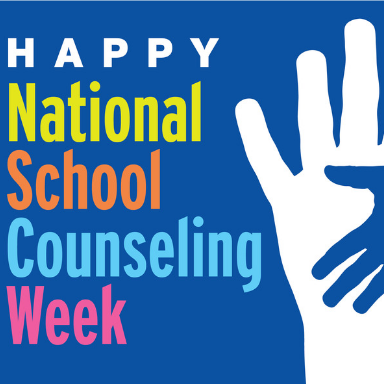 We Honor Our Counselors for National School Counseling Week