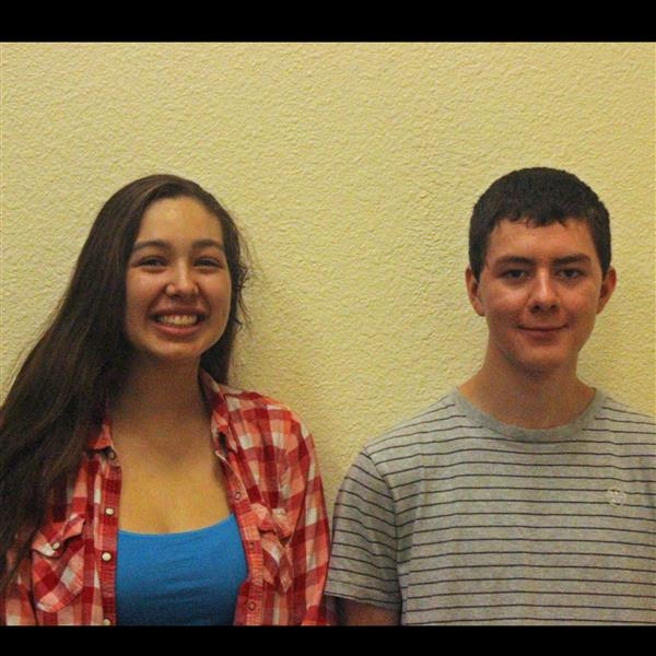 Two HHS Seniors Receive Scholar Recognition