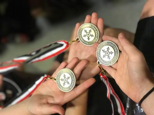 gold medals for FCCLA competition