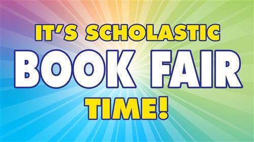 Library / Scholastic Book Fair